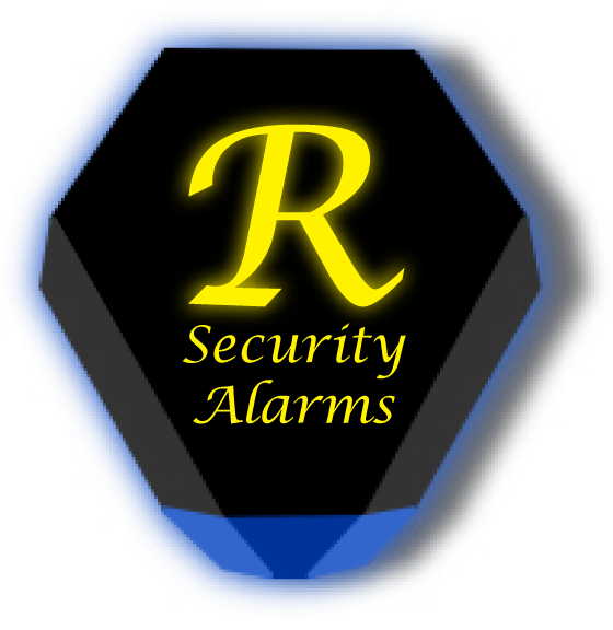 R Security Logo - Security Alarm Provider