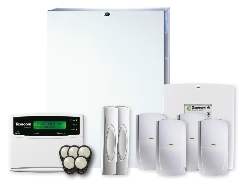 Wireless Alarm System R-Security Liverpool