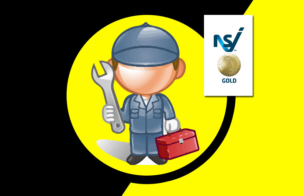 installation of security systems nsi gold